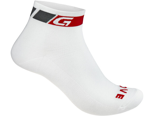 GripGrab Classic Low Cut Socken white